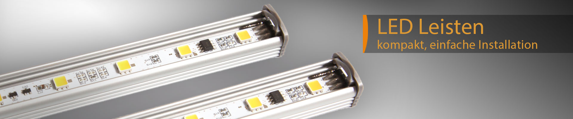 LED Bar Aluminium LED-Profile