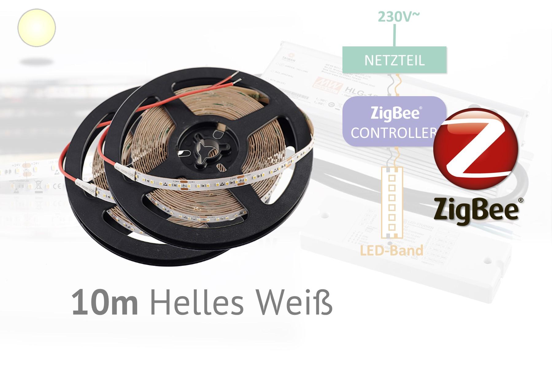 ZigBee-LED-Set: 10 Meter